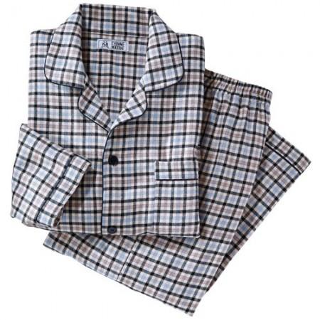 Pyjama flanelle carreaux acheter pyjamas robes de for Pyjama a carreaux
