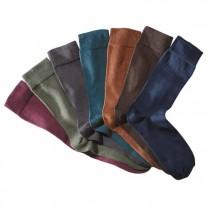 Chaussettes «Colors» - les 7