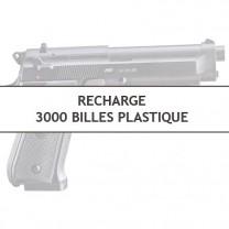 Recharge 3000 billes