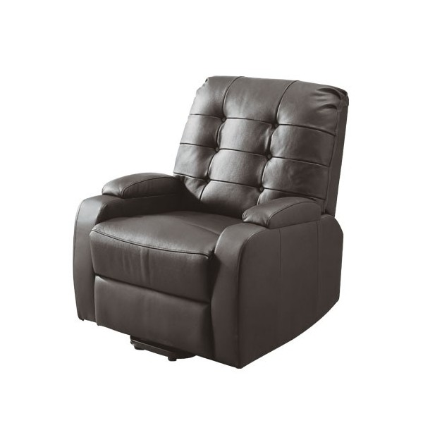 fauteuil releveur cuir massant chauffant acheter meubles fauteuils l 39 homme moderne. Black Bedroom Furniture Sets. Home Design Ideas