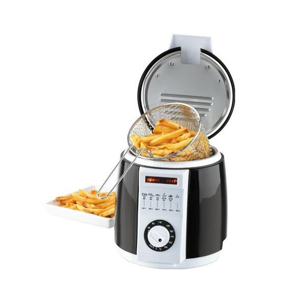 Petite friteuse les ustensiles de cuisine - Meilleur huile pour friteuse ...