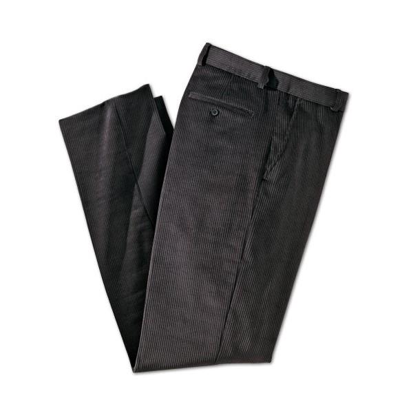 Pantalon Velours Extensible Doublé