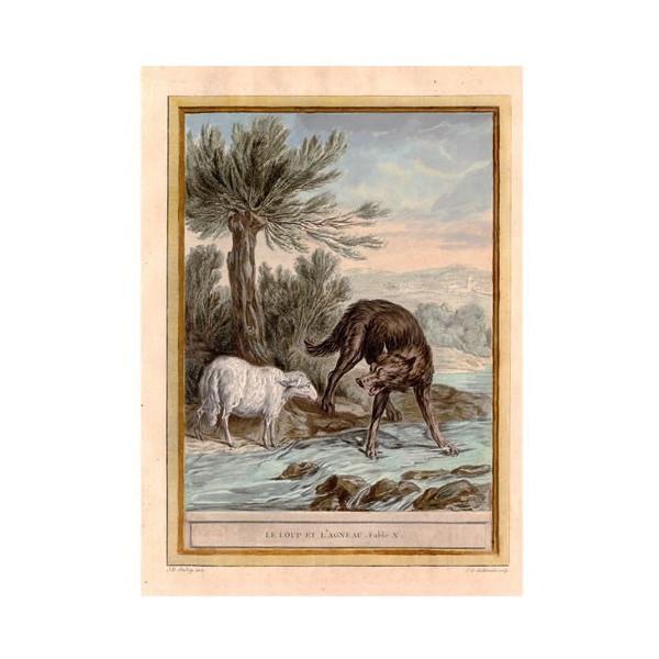 Fables de La Fontaine - Acheter Littérature, Histoire - L ...