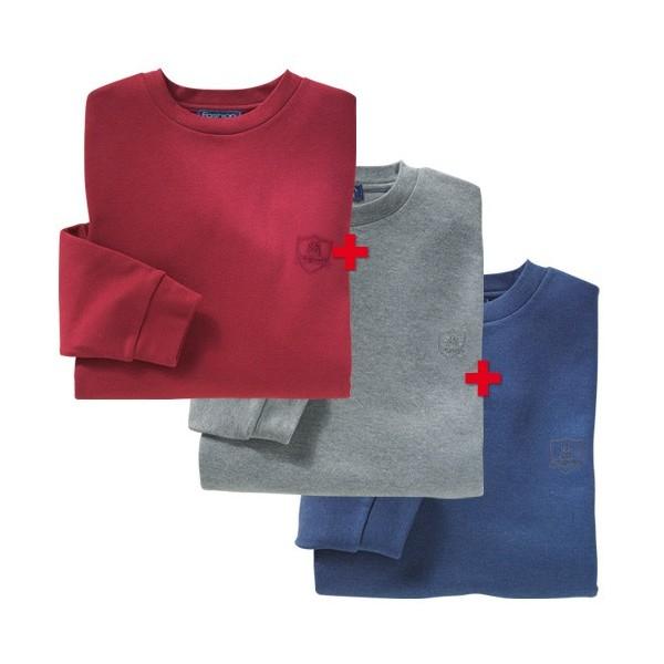 Sweats Micro-Thermiques Berkley - les 3