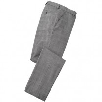 Pantalon Prince de Galles Extensible