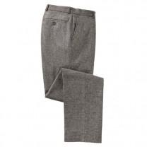 Pantalon Pied-de-Poule Laine