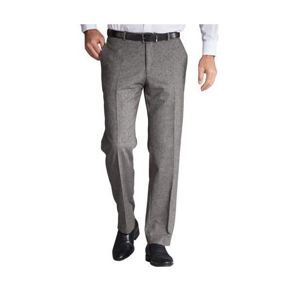 pantalon pied de poule laine acheter pantalons jeans l 39 homme moderne. Black Bedroom Furniture Sets. Home Design Ideas