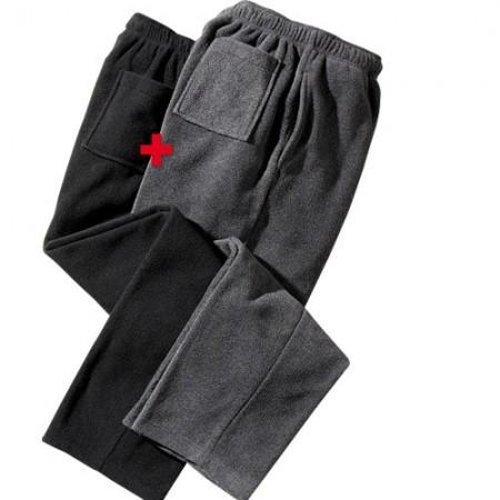 Pantalons Micropolaires Détente - les 2
