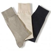 Chausettes lin Labonal® - les 3 paires