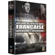 Coffret DVD Histoire de la Résistance française