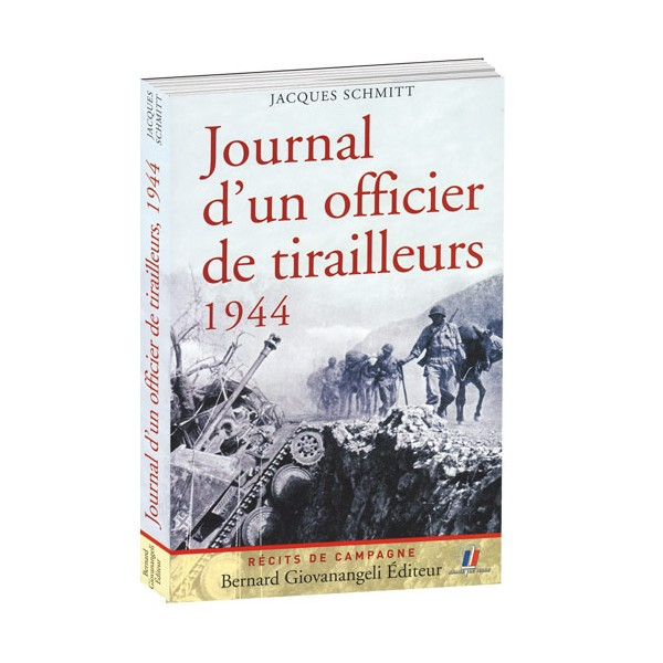 Journal d'un officier de tirailleurs