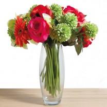 Le bouquet de fleurs éternelles