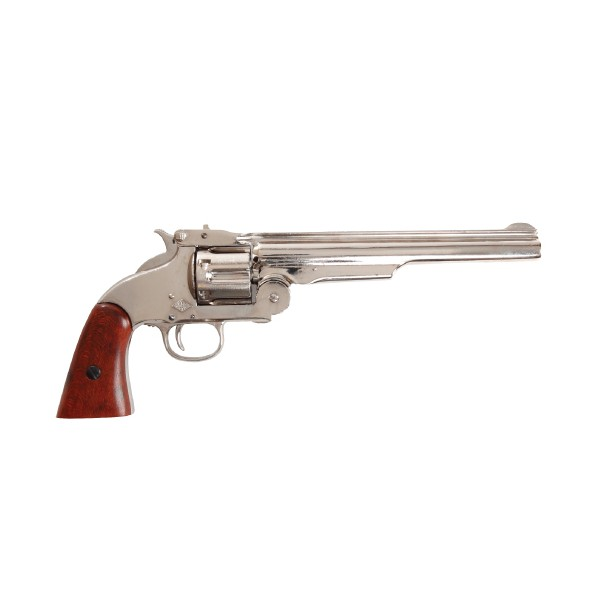 "Le revolver Smith & Wesson type ""1869"""