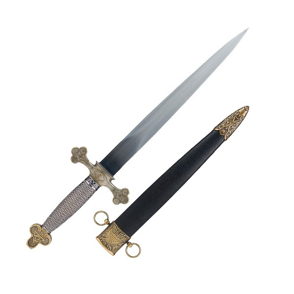 La dague des francs-maçons