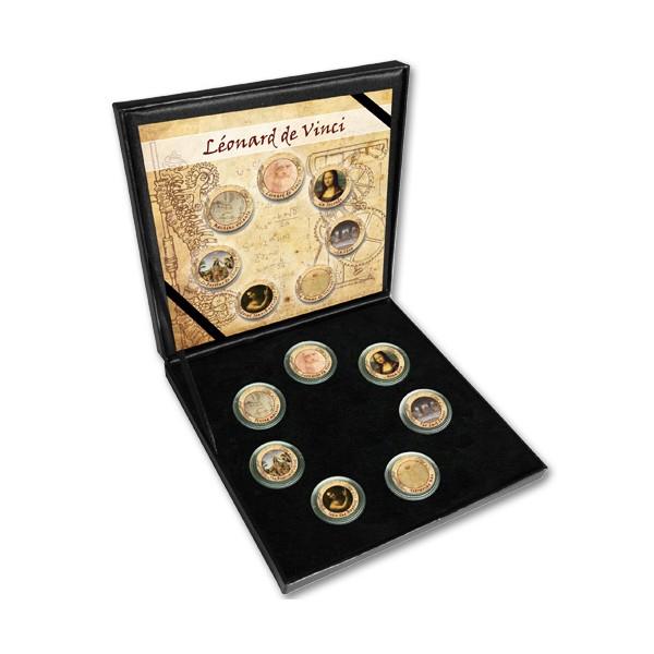Le coffret Collector Léonard de Vinci