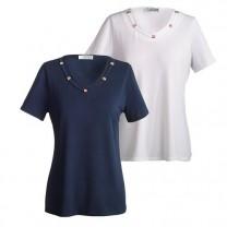 Tee-shirts Agathe - les 2