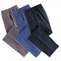 Pantalon maille - les 3 (de même taille)