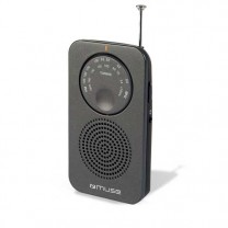 Mini radio de poche Muse