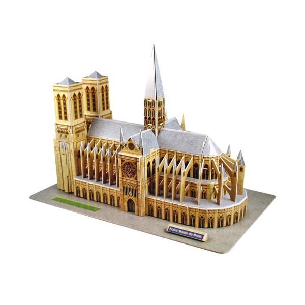Le puzzle 3D Notre-Dame de Paris