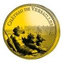 Château de Versailles dorées à l'Or fin