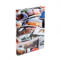 L'album imprimé 2000 timbres