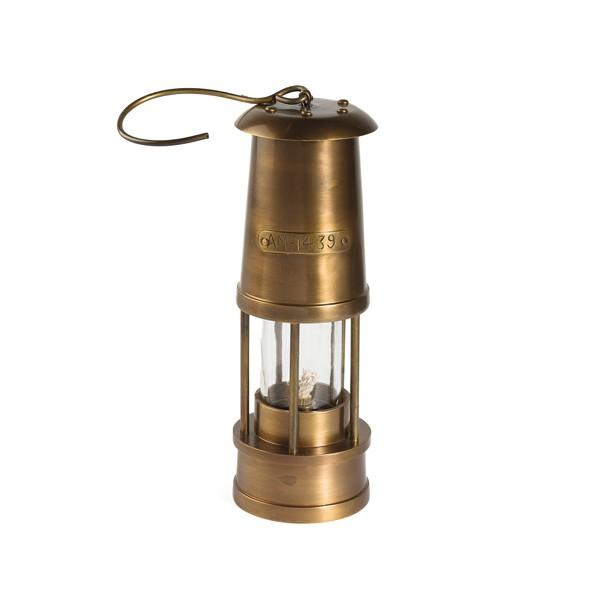 La lampe de mineur