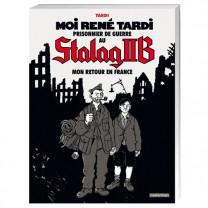 Moi, René Tardi, prisonnier de guerre au Stalag IIB Tome 2