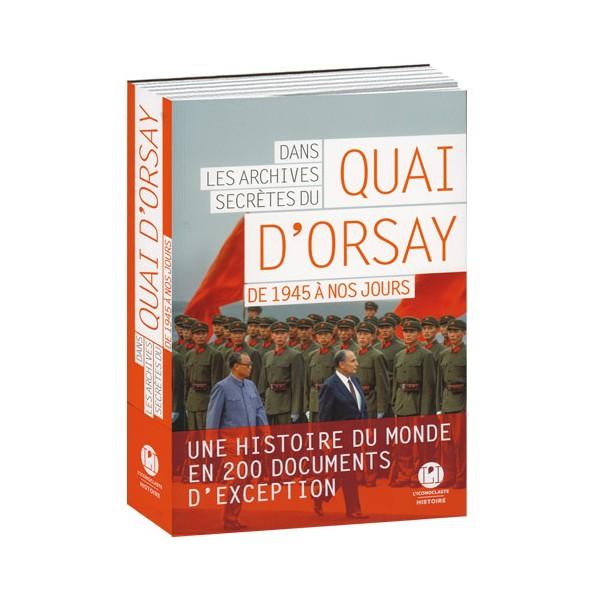 Dans les archives secrètes du Quai d'Orsay