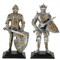 Les deux chevaliers