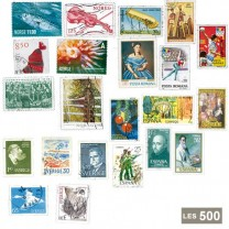 500 timbres* Europe