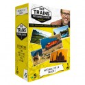 Coffret DVD Des trains pas comme les autres