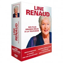 Coffret DVD  Line Renaud
