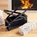 Presse à briquettes de papier