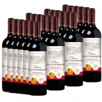 Château du Colombier 2018 - 24 bouteilles