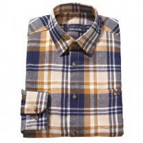 Chemise confort flanelle