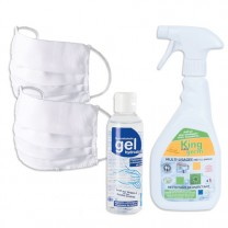Pack sanitaire