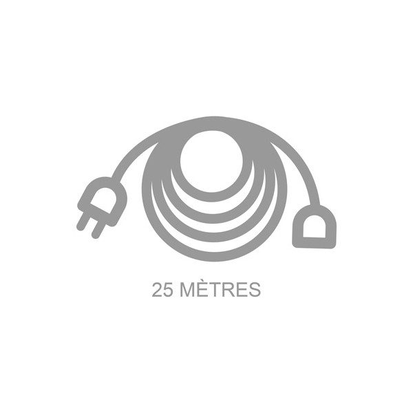 Rallonge électrique 25 mètres