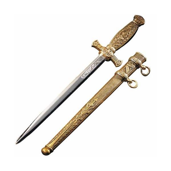 La dague impériale d'apparat