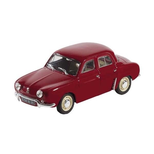 La Renault Dauphine 1963