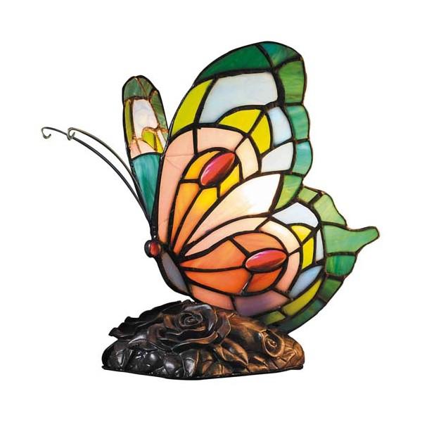 La lampe papillon art nouveau Tiffany