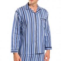Pyjama flanelle Blue-Line