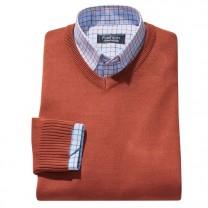 Pull + chemise OFFERTE