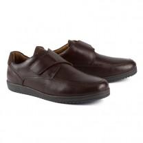 Chaussures coussin d'air + gel scratch