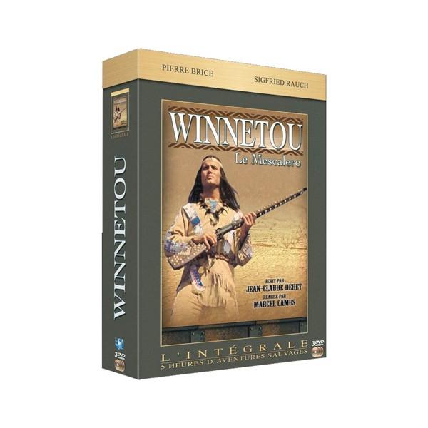 Winnetou, l'intégrale