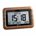 Horloge-calendrier radio-pilotée Visio-Line