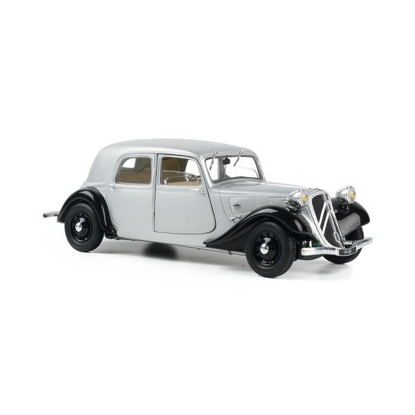 La Citroën Traction 11B bi-ton 1937