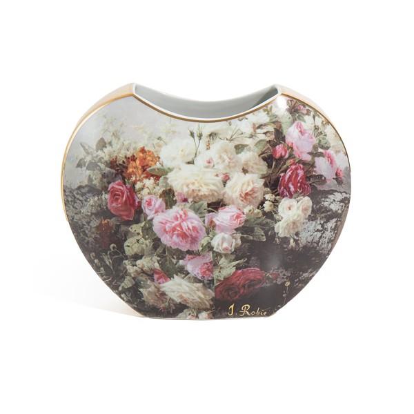 Le vase Nature morte aux fleurs