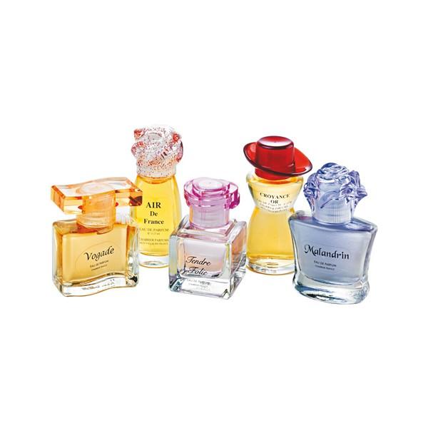 """Le coffret des """"Parfums de France"""""""