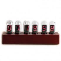 Horloge à tubes