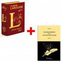 Le Grand Larousse illustré 2021 + recueil de poésie offert
